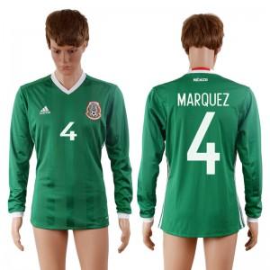 Camiseta de Mexico 2016-2017 4#