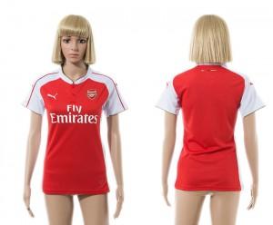 Camiseta Arsenal 2015/2016 Mujer