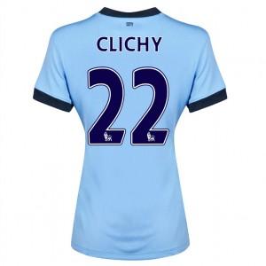 Camiseta Manchester City Fernando Primera 2014/2015