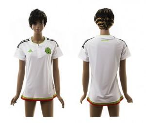 Camiseta de Mexico 2015/2016 Mujer