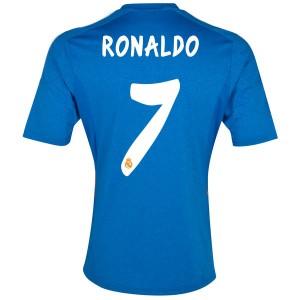 Camiseta nueva Portugal de la Seleccion Ronaldo Segunda 2013/2014