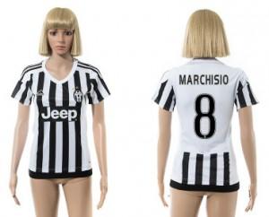 Camiseta nueva Juventus Mujer 8 2015/2016