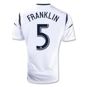 Camiseta Los Angeles Galaxy Franklin Primera 2013/2014