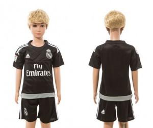 Camiseta Real Madrid goalkeeper 2015/2016 Niños