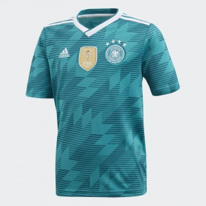 Camiseta nueva del GERMANY 2018 Juventud Away