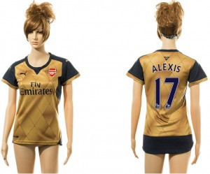 Camiseta del 17# Arsenal Away