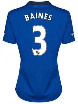 Camiseta nueva del Tottenham Hotspur 14/15 Naughton Tercera