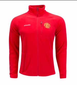 Full Zip Fleece Jacket del Colombia Manchester United