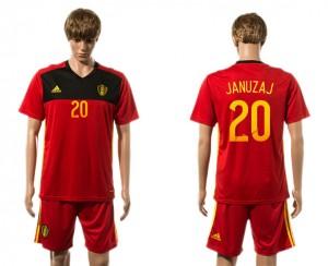 Camiseta de Belgium 2015-2016 20#