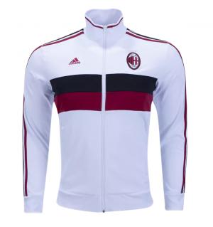 3 rayas abrigo deportivo AC Milan 2017/2018
