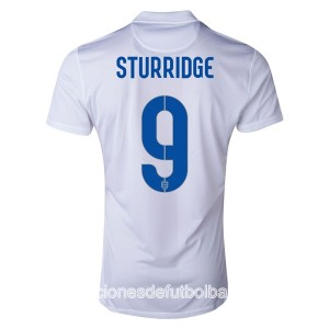Camiseta de Inglaterra de la Seleccion WC2014 Primera Sturridge