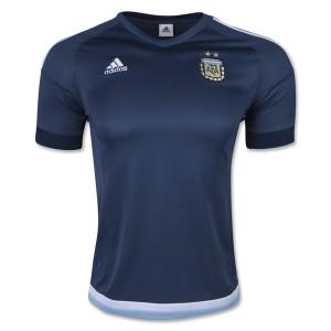 Camiseta del Argentina Away 2016