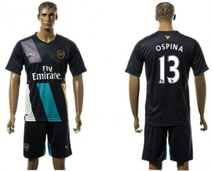 Camiseta de Arsenal Away 13#