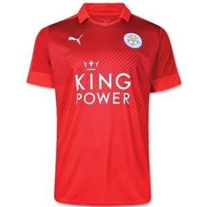 Camiseta del Leicester City Segunda Equipacion 2016/2017