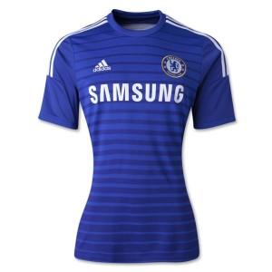 Camiseta nueva del Chelsea 2014/2015 Equipacion Mujer Primera