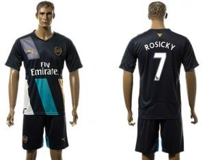 Camiseta Arsenal 7# Away