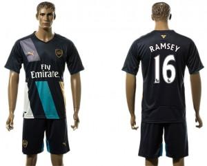 Camiseta nueva del Arsenal 16# Away