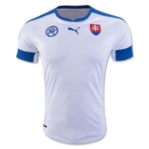 Camiseta del Eslovaquia 2016/2017