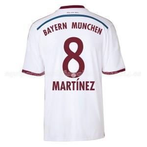 Camiseta de Bayern Munich 2014/2015 Segunda Martinez Equipacion