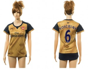 Camiseta nueva del Arsenal 6# Away