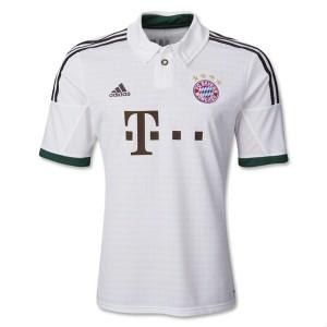 Camiseta Bayern Munich Tercera Equipacion 2013/2014