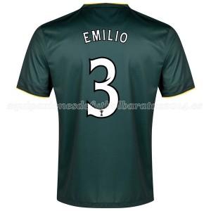 Camiseta nueva Celtic Emilio Equipacion Segunda 2014/2015