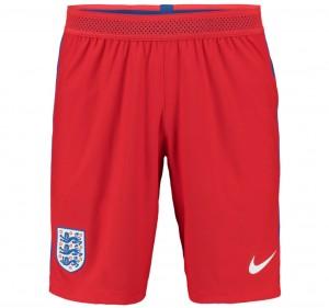 Shorts del Lejos (Rojo) Inglaterra 2016-2017