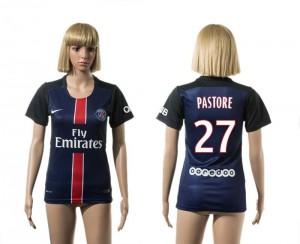 Camiseta nueva del PSG Mujer