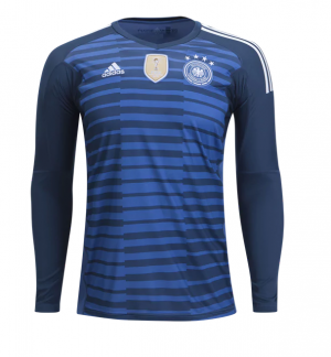 Camiseta de portero del Germany Manga Larga 2017/2018
