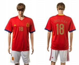 Camiseta del 18# España 2015-2016