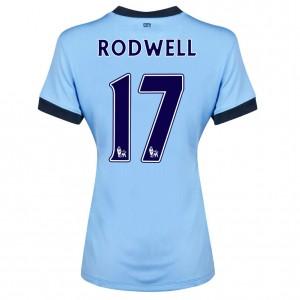 Camiseta nueva del Manchester City 2013/2014 Fernandinho Tercera
