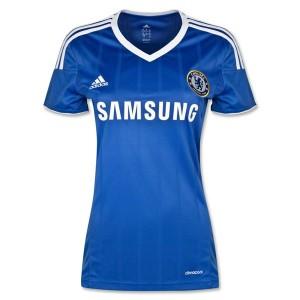 Camiseta nueva Chelsea Mujer Equipacion Primera 2013/2014