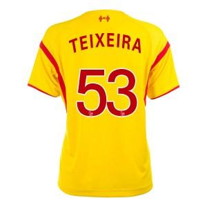 Camiseta de Chelsea 2014/2015 Tercera Oscar Equipacion