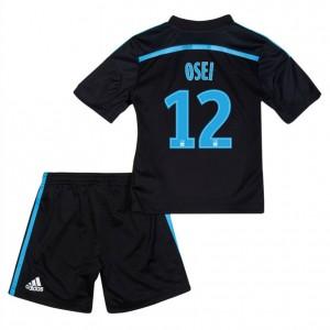 Camiseta nueva Borussia Dortmund Subotic Tercera 2013/2014