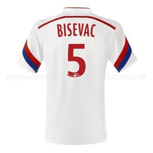 Camiseta nueva del Lyon 2014/2015 Bisevac Primera