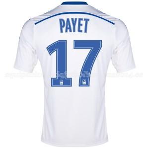 Camiseta nueva del Marseille 2014/2015 Payet Primera