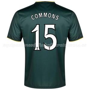 Camiseta Celtic Commons Segunda Equipacion 2014/2015