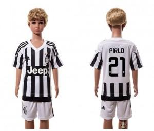 Camiseta de Juventus 2015/2016 Home 21 Niños
