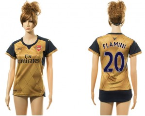 Camiseta Arsenal 20# Away