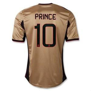 Camiseta de AC Milan 2013/2014 Tercera Prince Equipacion