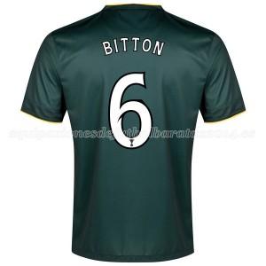 Camiseta del Bitton Celtic Segunda Equipacion 2014/2015