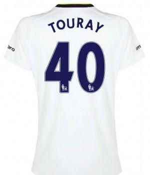 Camiseta Tottenham Hotspur Livermore Primera 2013/2014