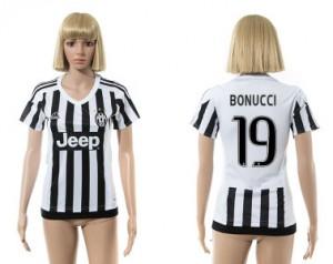 Camiseta Juventus 19 2015/2016 Mujer