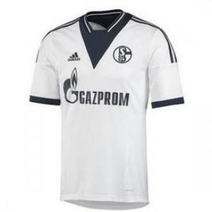 Camiseta nueva del Schalke 04 de la Seleccion 2013/20 Tailandia Segunda