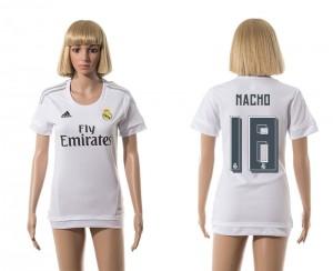 Camiseta nueva del Real Madrid Mujer