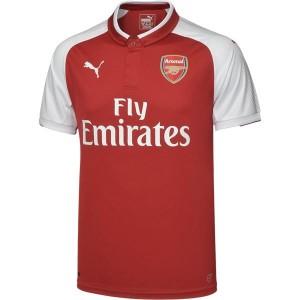 Camiseta nueva del Arsenal 2017/2018 Equipacion Primera