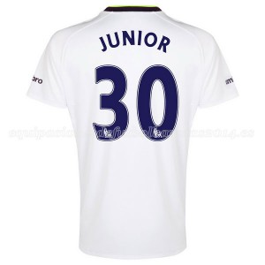 Camiseta nueva Everton Junior 3a 2014-2015