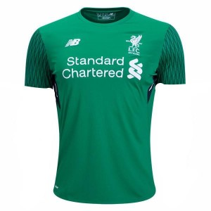 Camiseta de LIVERPOOL 2017/2018 GOALKEEPER