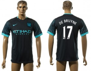 Camiseta de Manchester City Away 17# aaa version