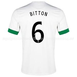 Camiseta Celtic Bitton Tercera Equipacion 2014/2015
